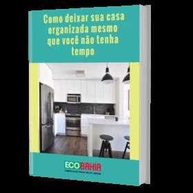 livro-como deixar sua casa organizada -Eco Bahia